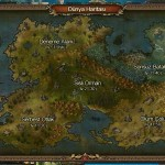 Legend Online Dünya Haritası