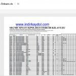 KPSS-2013-1-Klavuz-Excell-İndir-1