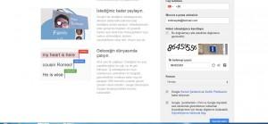 Google Plus Hesabı Açma