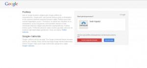 Google+ Profil Fotoğrafı Yükleme