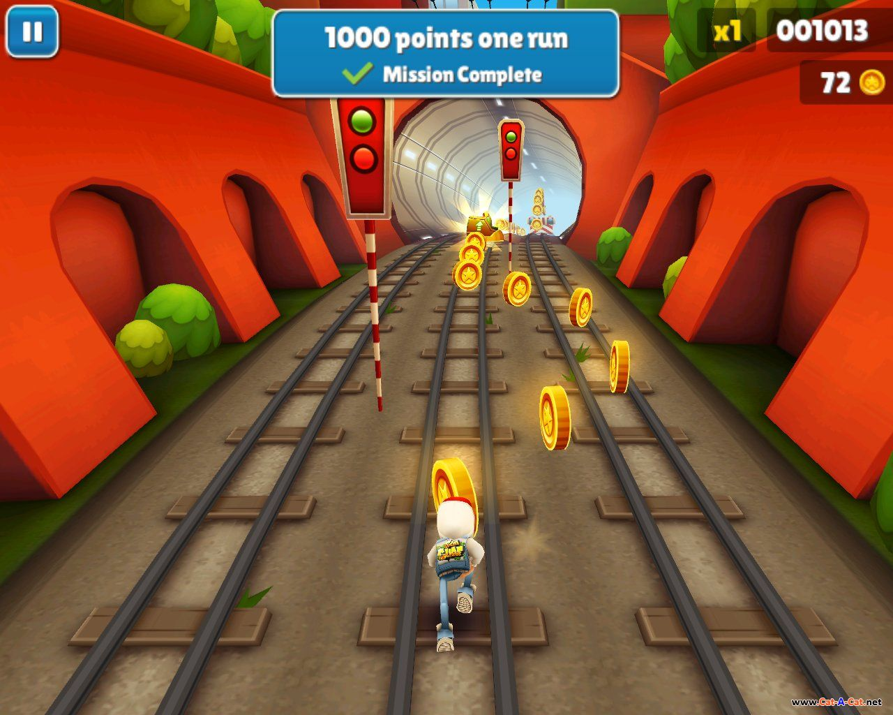 Subway Surfers Oyna Pc