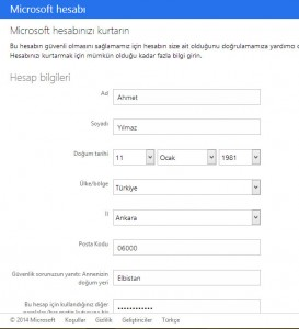 Hotmail'im Hacklendi Ne Yapmalıyım?