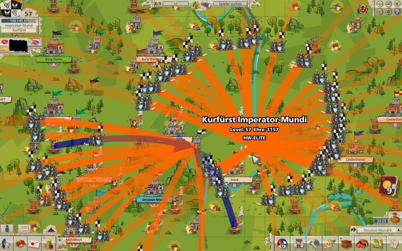 Goodgame Empire Nasıl Oynanır | İndir, Kaydol, Üye Ol, Oyna Goodgame Empire