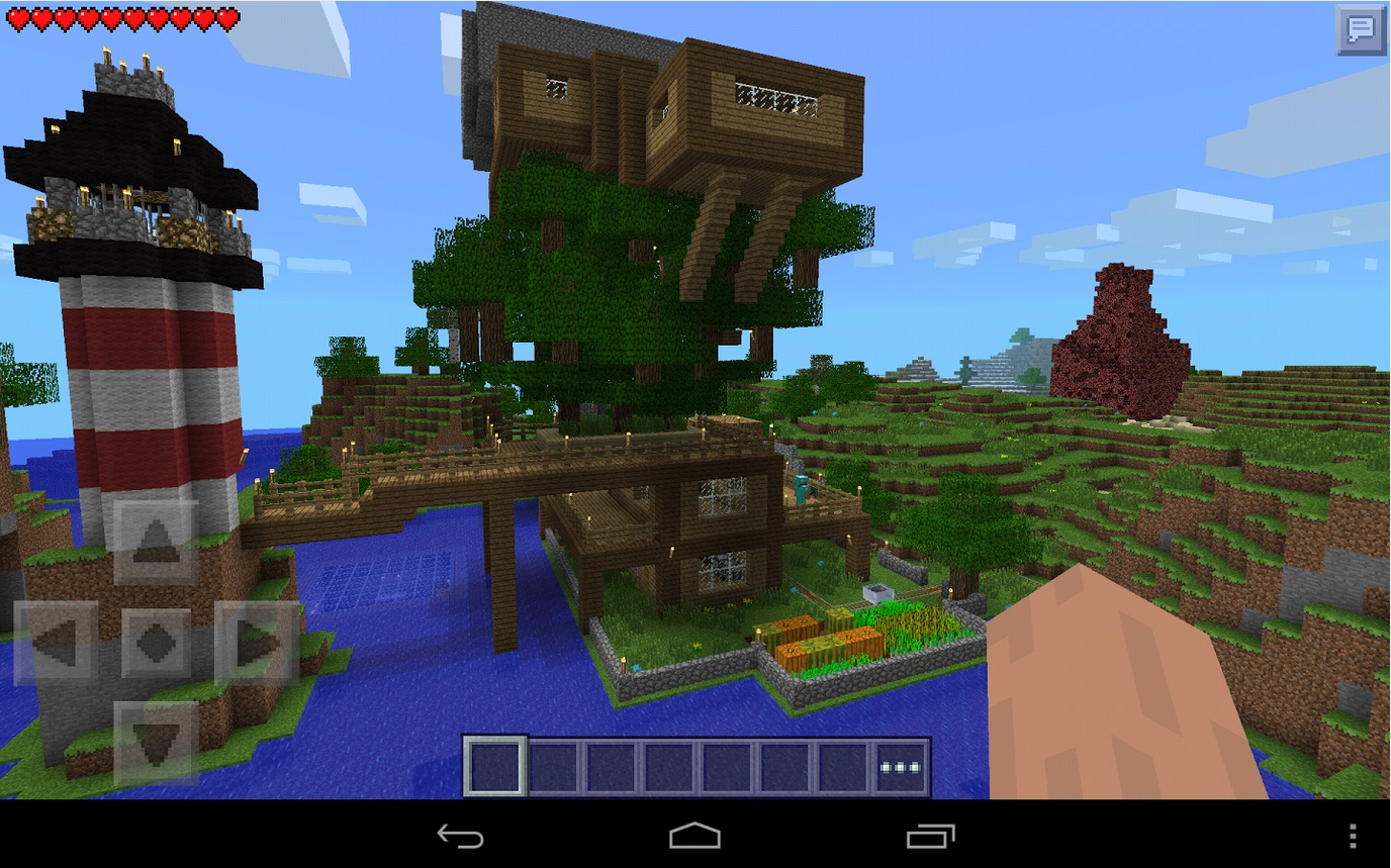 Minecraft pocket edition ndir minecraft cep s r m for Mine craft pocket addition