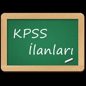 Kpss ilanları programı indir