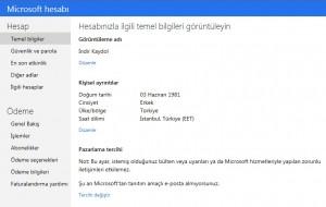 MSN Hesabı Giriş