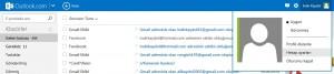 Hotmail Parola Değiştirme