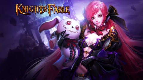 Knights Fable Logo