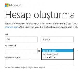 Windowslive E-posta Alamama Sorunu