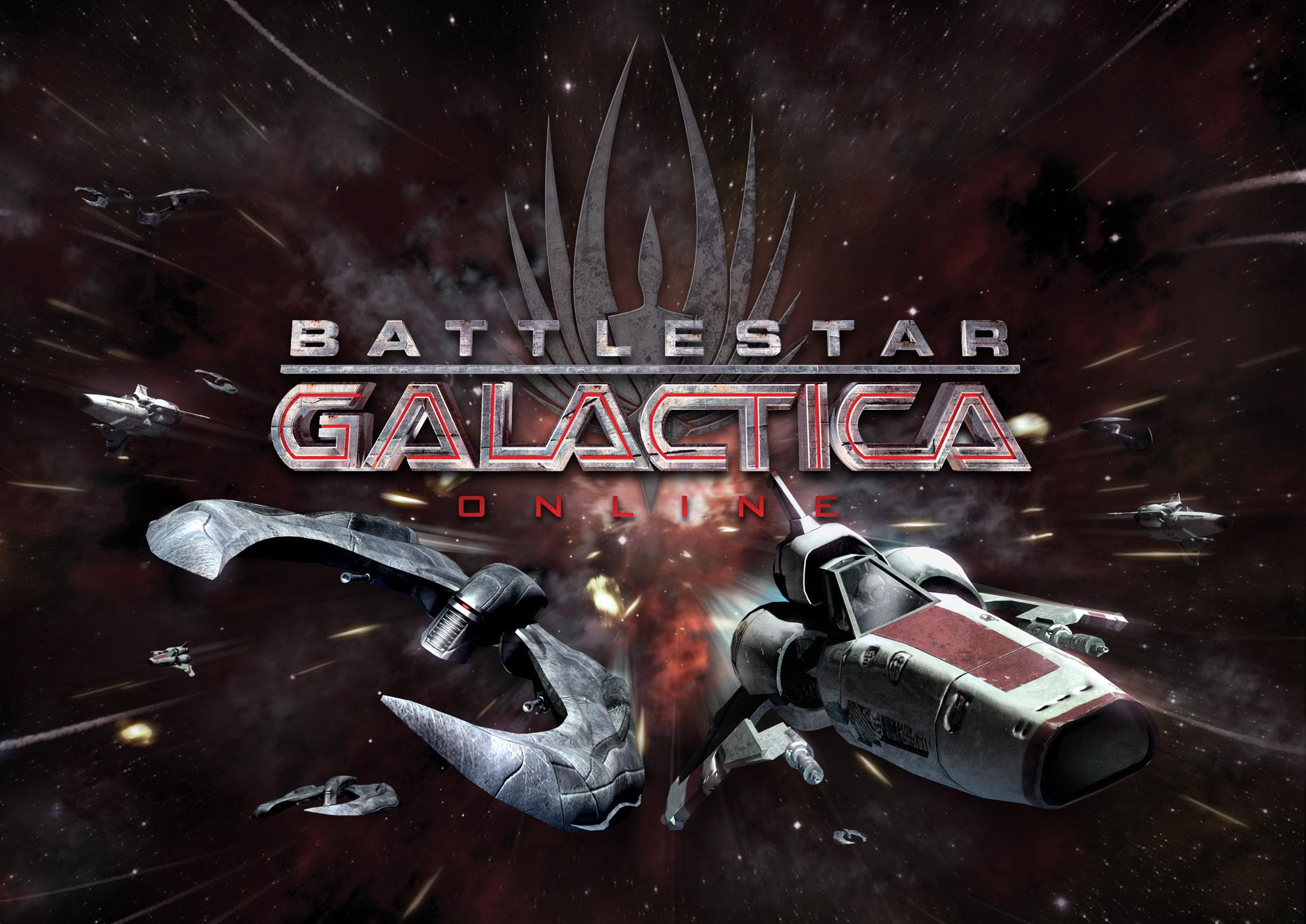 Battlestar Galatica Kaydol - Oyna