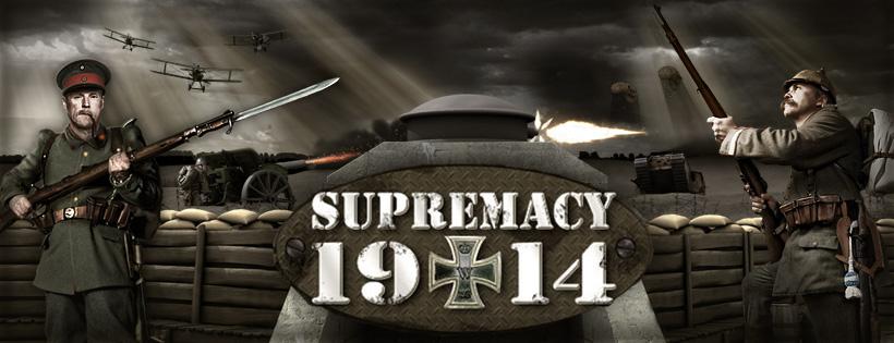 Supremacy 1914 Kaydol – Oyna