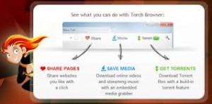 Torch Browser Nasıl Kullanılır