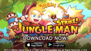 Jungle Man: Strike İndir - Oyna
