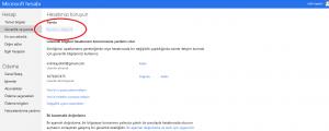 Outlook Şifre Değiştirme Resimli Anlatım