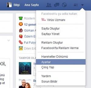 Facebook Otomatik Video Oynatmayı Kapatma