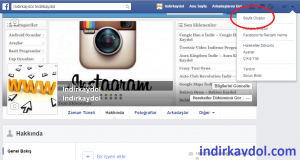 Facebook Sayfası Oluşturma