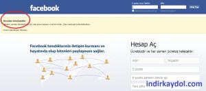 Facebook Hesabımı Dondurunca Neler Olur