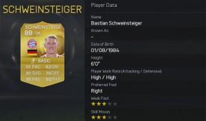 FIFA 2015 - 8. Schweinsteiger