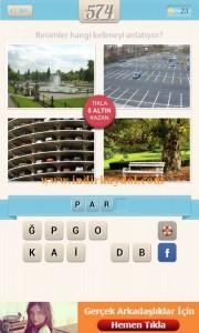 Resimli Kelime Bulmaca Park
