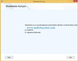 BlueStacks Uygulama Güncelleme Seçenekleri