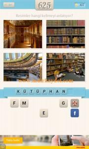 Resimli Kelime Bulmaca Kütüphane