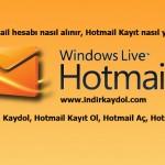 Hotmail Al – Hotmail Hesap Aç