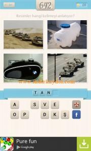 Resimli Kelime Bulmaca Tank