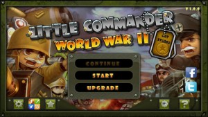 Little Commander WWII TD İndir