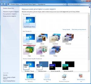 Windows 7 Hızlandırma Görüntüsü