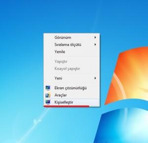 Windows 7 Performans Görüntüsü Ayarları
