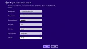 Microsoft Hesabı Aç