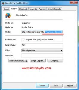 V9-tr Mozilla Firefox'dan Temizleme