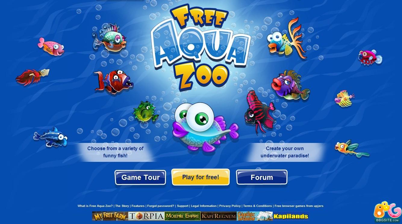 Free Aquazoo