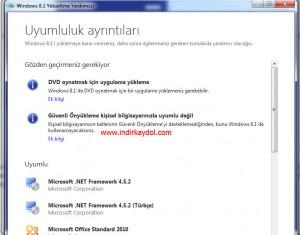 Windows 8.1 Yükseltme Yardım