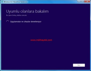 Windows 8.1 Yükseltme Yardımcısı İndir