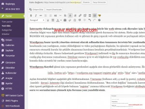 Wordpress İndir