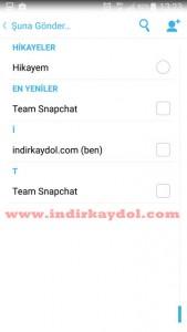 Snapchat Nasıl Kullanılır