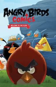 Angry Birds Çizgi Roman İndir