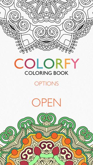 Colorfly раскраска