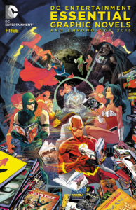 DC Entertainment Essential Graphic Novels and Chronology 2015 İndir