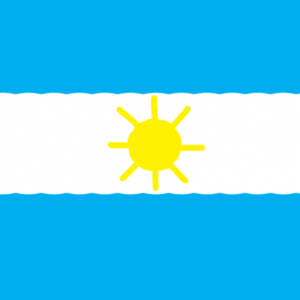 argentina - Arjantin Bayrağı Skin Agar.io