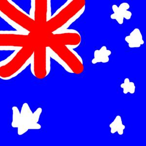 australia - Avustralya Bayrağı Skin Agar.io