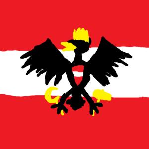 austria - Avusturya Bayrağı Skin Agar.io