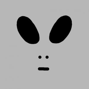 ayy lmao - Şaşkın Uzaylı Skin Agar.io