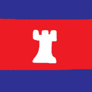 cambodia - Kamboçya Bayrağı Skin Agar.io