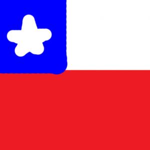 chile - Şili Bayrağı Skin Agar.io