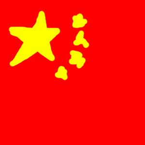 china - Çin Bayrağı Skin Agar.io