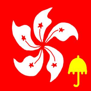 hong kong - Hong Kong Bayrağı Skin Agar.io