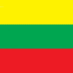 lithuania - Litvanya Bayrağı Skin Agar.io