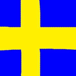 sweden - İsveç Bayrağı Skin Agar.io
